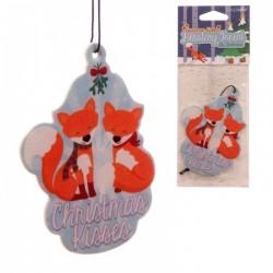 Désodorisant Renards Noël Cannelle