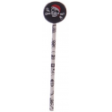 Crayon et Gomme Pirate 6 (Corps Blanc)