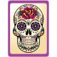 Sticker Cleaner Jour des Morts Rose