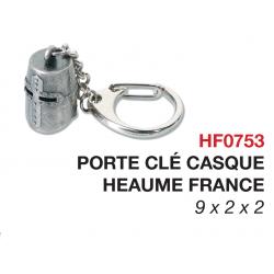 Porte-Clés Casque Heaume France