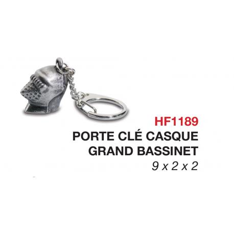 Porte-Clés Casque Grand Bassinet