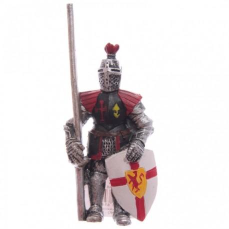 Magnet Chevalier Médiéval 4