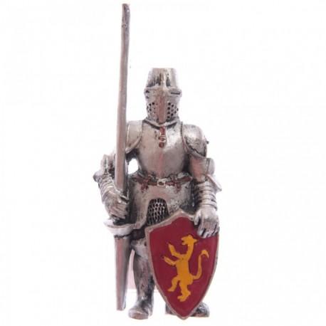 Magnet Chevalier Médiéval 6