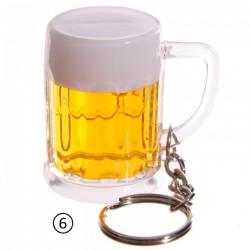 Porte-Clés Mug Bière 6