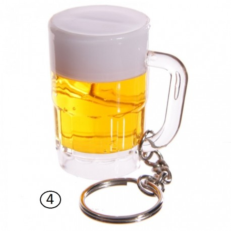 Porte-Clés Mug Bière 4