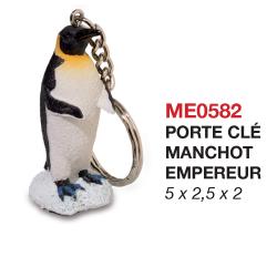 Porte-Clés Manchot Empereur