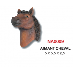 Magnet Cheval