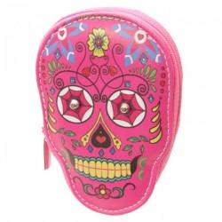 """Kit de Manucure """"Jour des Morts Mexicains"""" (Rose)"""