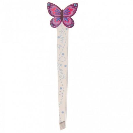 Pince à épiler Papillon (Violet)