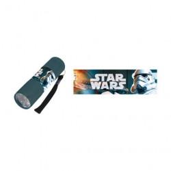 Lampe Torche de Poche à Leds Star Wars (Gris)