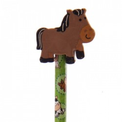 Crayon et Gomme Cheval