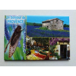 Magnet Provence 17