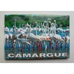 Magnet Camargue Flamants Roses 18