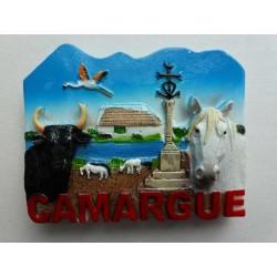 Magnet Résine Camargue 15