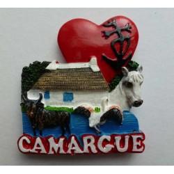 Magnet Résine Camargue 14
