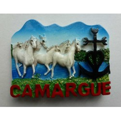 Magnet Résine Camargue 13