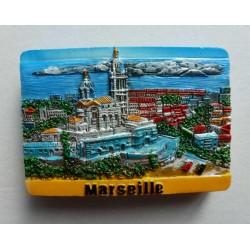 Magnet Résine Marseille 01
