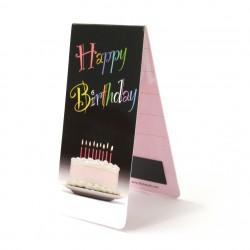 Marque Page Magnétique Happy Birthday