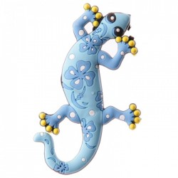 Magnet Lézard (Bleu)