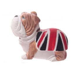 Magnet Bulldog GB Debout