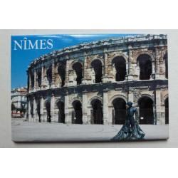 Magnet Les Arènes de Nîmes 01