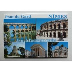 Magnet Nîmes / Pont du Gard 04