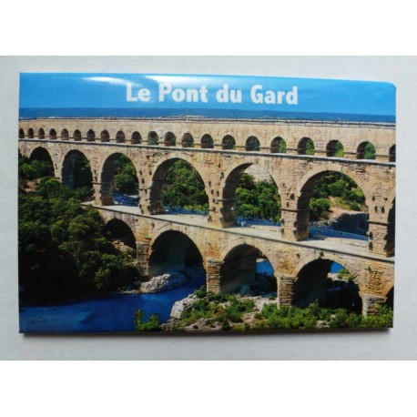 Magnet Pont du Gard 03