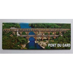 Magnet Panoramique Pont du Gard