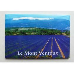 Magnet Mont Ventoux Lavande 01