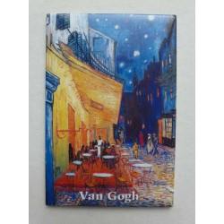Magnet Van Gogh Terrasse du Café 01