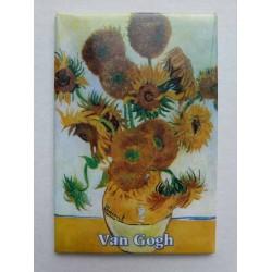 Magnet Van Gogh Tournesols 10