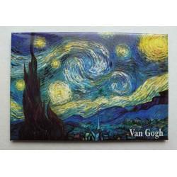 Magnet Van Gogh Nuit Etoilé 15