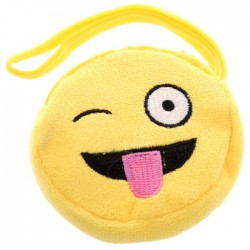 Porte-Monnaie Smiley Emoti Clin d'Oeil