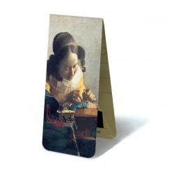 Vermeer La Dentellière