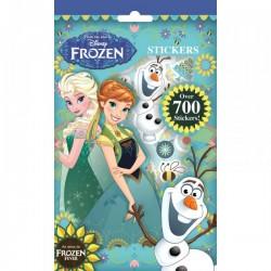 """Stickers Elsa et Anna  """"La Reine des Neiges"""""""