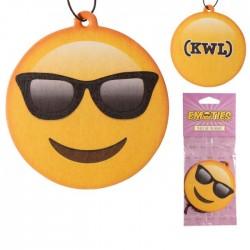 Désodorisant Smiley Lunettes de Soleil Pêche