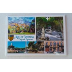 Magnet Aix-en-Provence Multivues