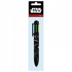 "Stylo 6 couleurs ""Star Wars"""