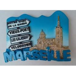 Magnet Résine Marseille Directions