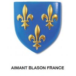 Magnet Aimant Blason France