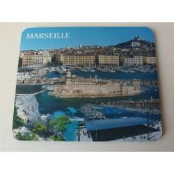 Tapis de Souris Marseille Multivues