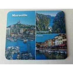 Tapis de Souris Marseille/Calanques/Cassis