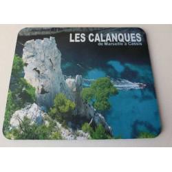 Tapis de Souris Calanques Marseille à Cassis