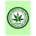 Sticker Cleaner Cannabis