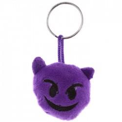 Porte-clés Moelleux Diable avec Son