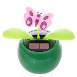 Figurine Solaire Papillon
