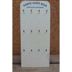 Porte-Clés Bois