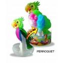Oeuf Magique Perroquet - Zoo Papier Magique
