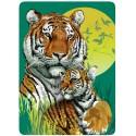 Sticker Cleaner Tigres Peinture