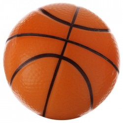 Balle Rebondissante Mousse Basket